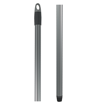 Rubberized fixed handle 118 cm KS012, mopexhis